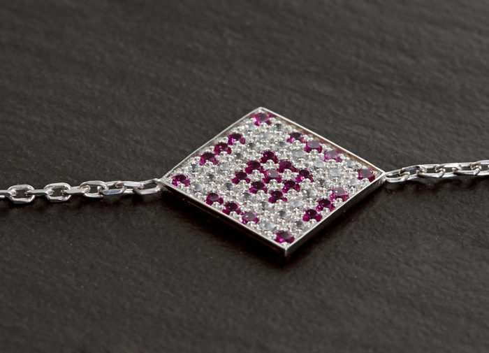 Bracelet Mouchoir de Cholet
